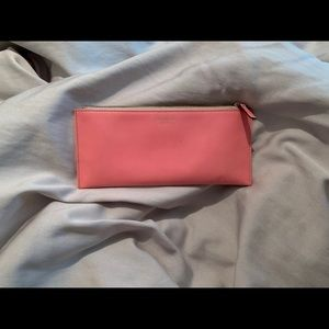 Kate Spade wallet pouch clean inside and out